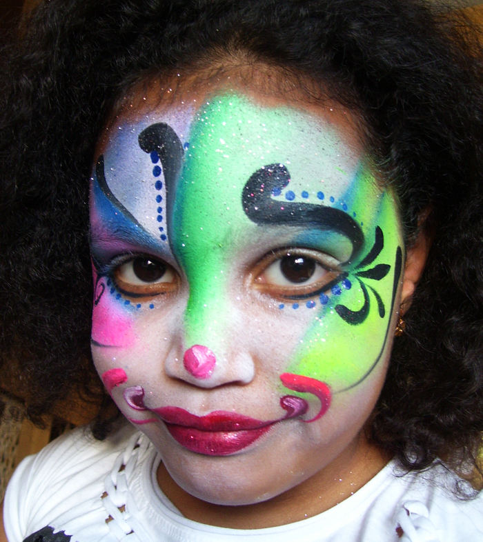 clown archive at maquillage enfant et adulte animation spectacles. Black Bedroom Furniture Sets. Home Design Ideas