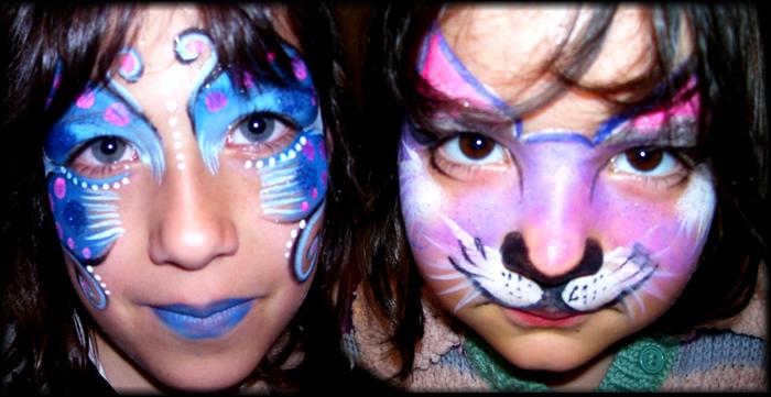 maquillage enfant anniversaire 2