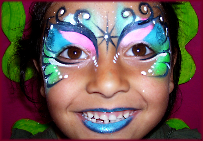 Maquillage de carnaval - Maquillage carnaval facile ...
