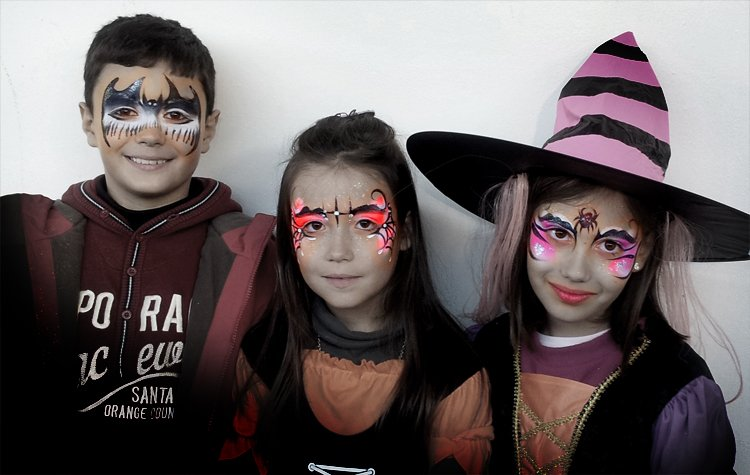Halloween à Valence d'Agen