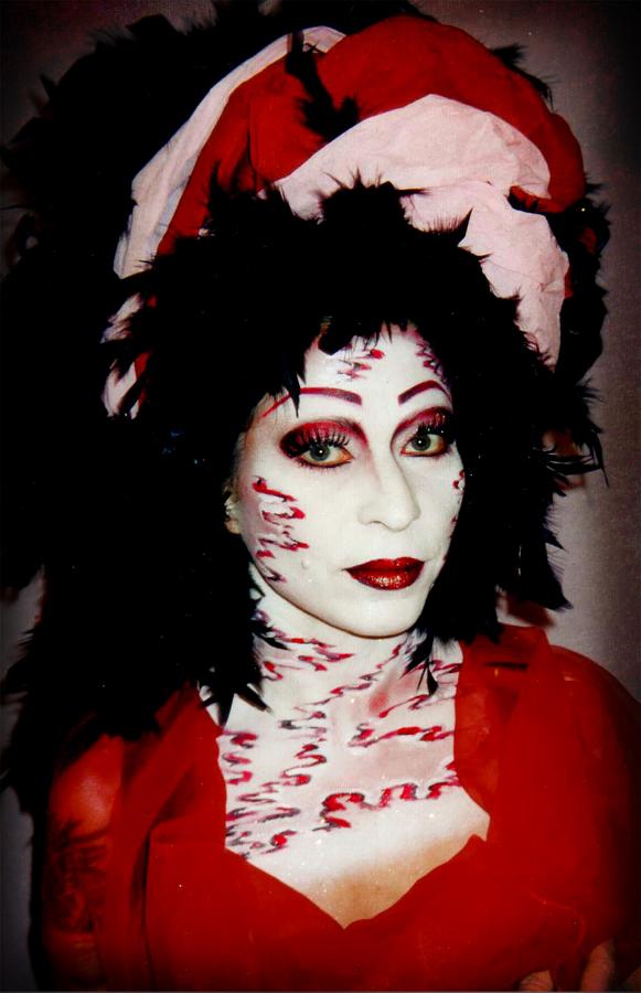 moi-même, maquillée par moi-même, 1998